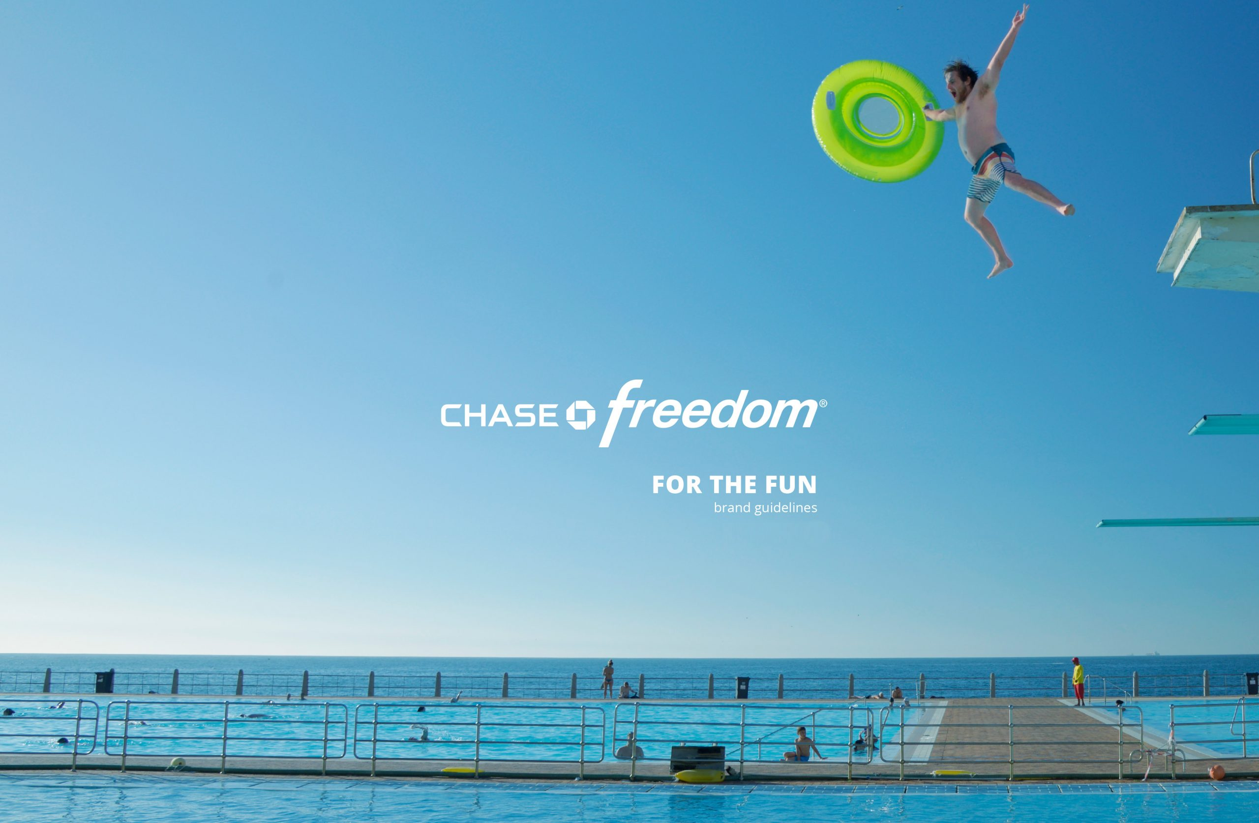"Chase Freedom ""For The Fun"" Rebrand and Performance Marketing"