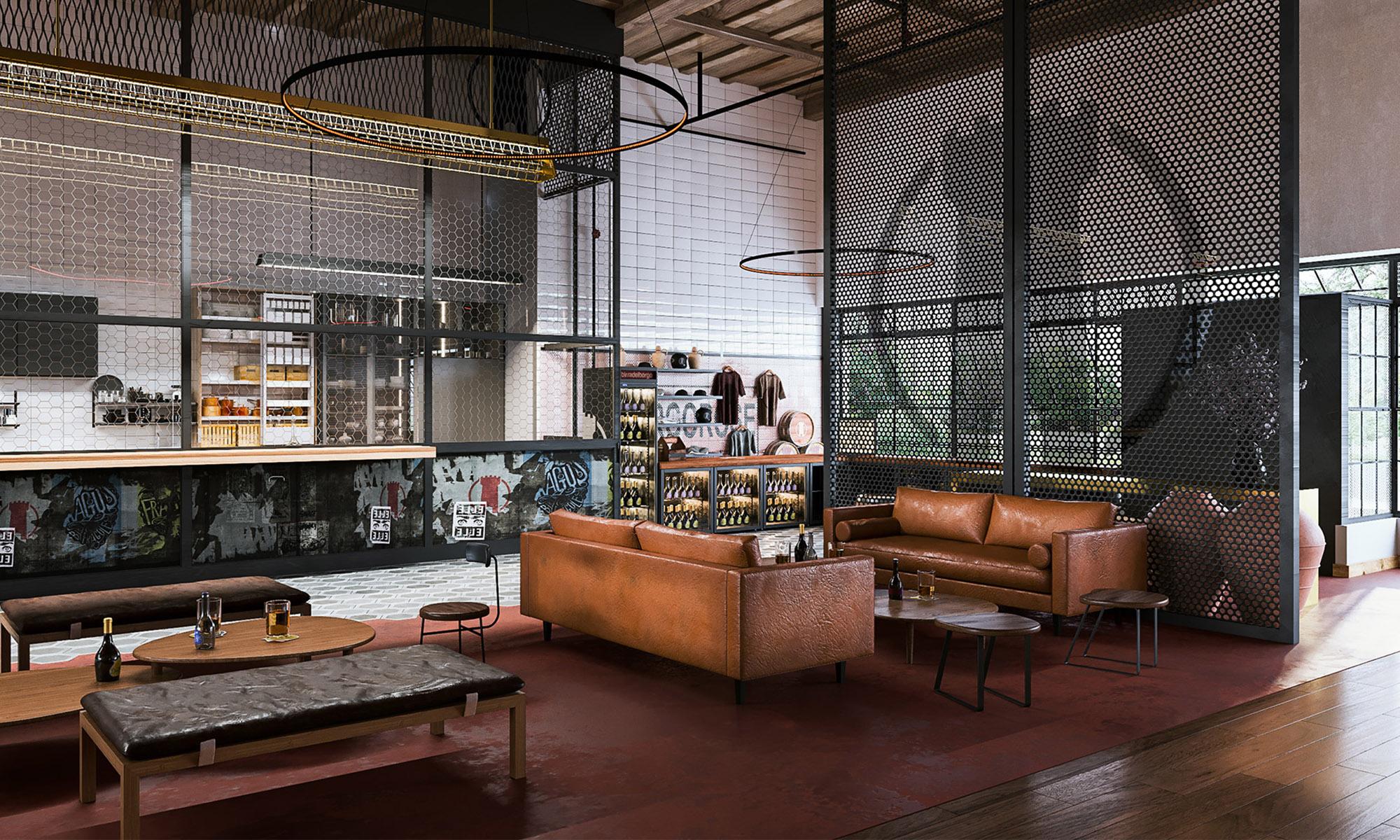 Birra Del Borgo Brewpub Experience Design